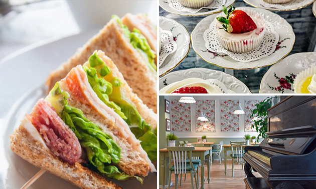 Afhalen: luxe lunch + drankje bij Di's Sweets & Chocolates