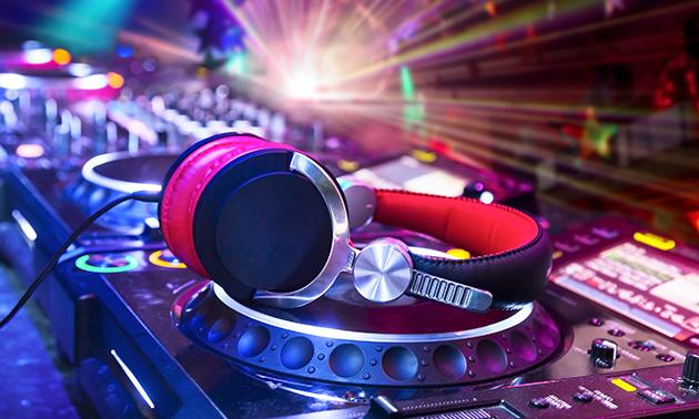Professionele DJ-les (1 of 3 uur)