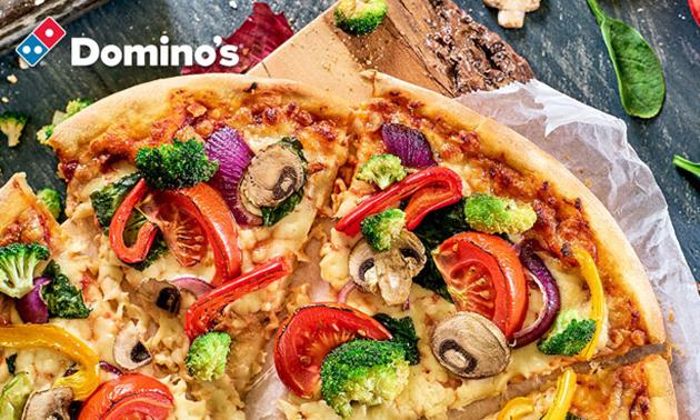 Afhalen: pizza naar keuze bij Domino's Brandevoort