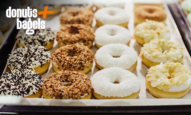 Afhalen: 6 of 12 donuts naar keuze in hartje Rotterdam