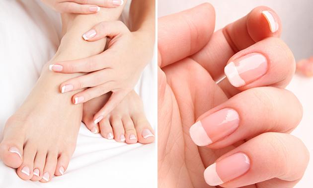 Manicure- en/of pedicurebehandeling (60/120 min)