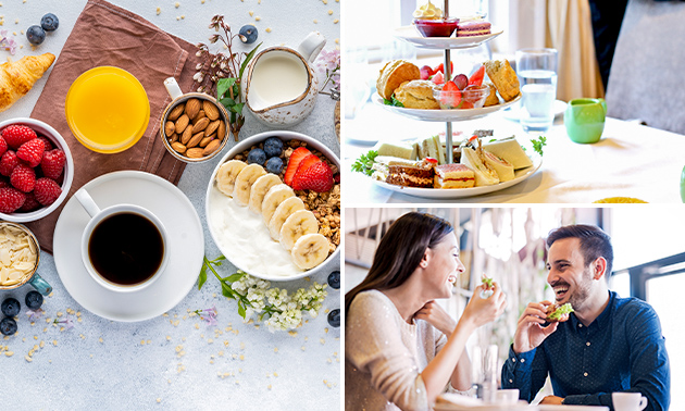 Thuisbezorgd of afhalen: ontbijt, crêpes of high tea