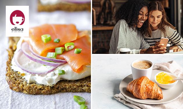 Afhalen: luxe ontbijtbord