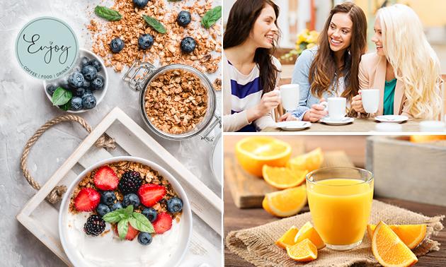 Ontbijt naar keuze