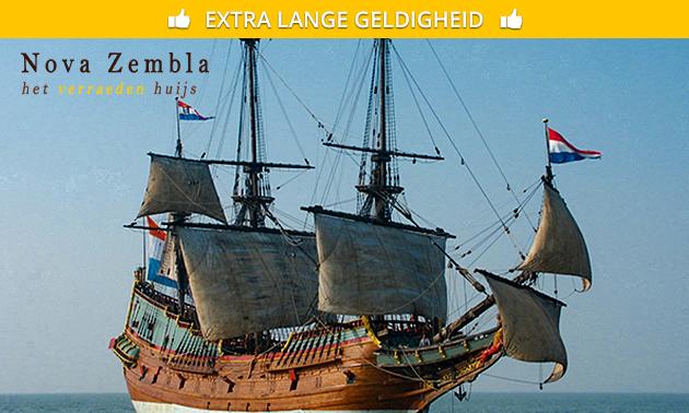 Escapegame voor thuis, Nova Zembla (1 tot 6 pers.)