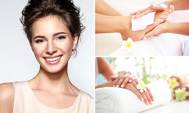 Compleet beautyarrangement (2 uur)