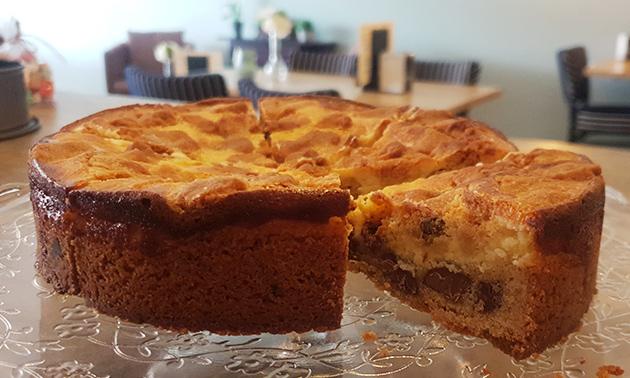 Afhalen: taart voor 10-12 personen
