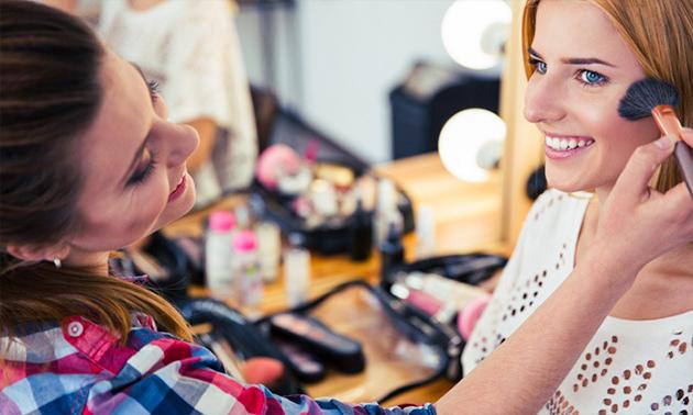 Cours de maquillage individuel personnalisé (60 min)