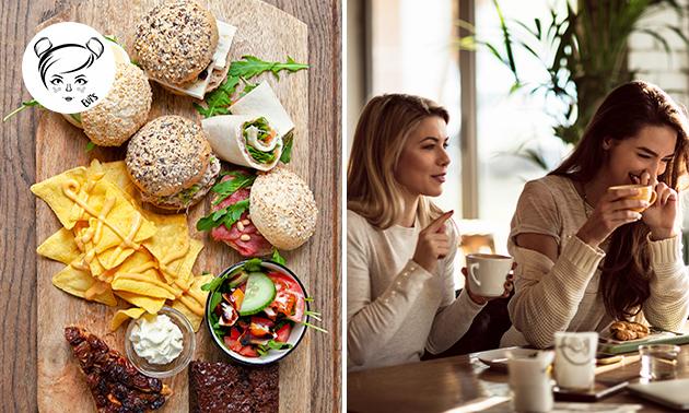 High tea in hartje Apeldoorn