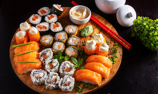 Sushibox (26 of 34 stuks) bij Exotic Food House