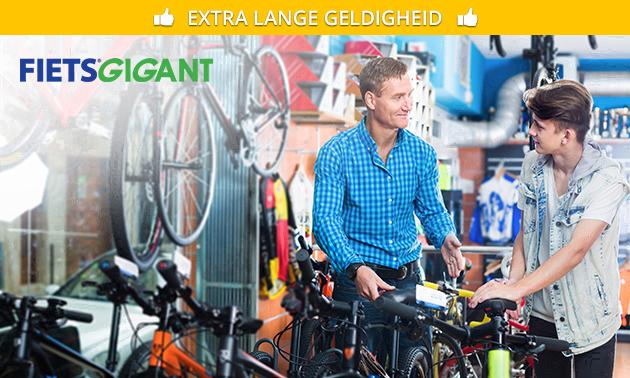 Onderhoudsbeurt (elektrische) fiets