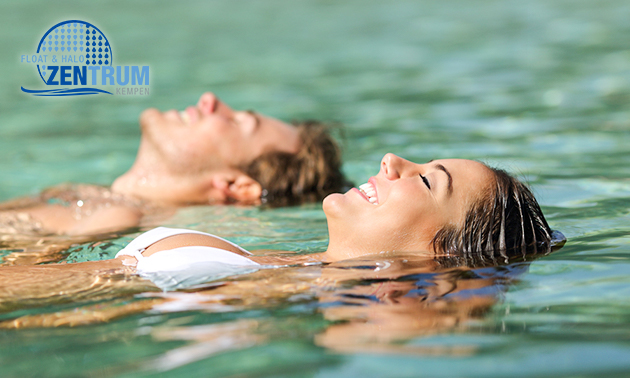 Wellnessarrangement (ruim 3 uur) incl. floaten