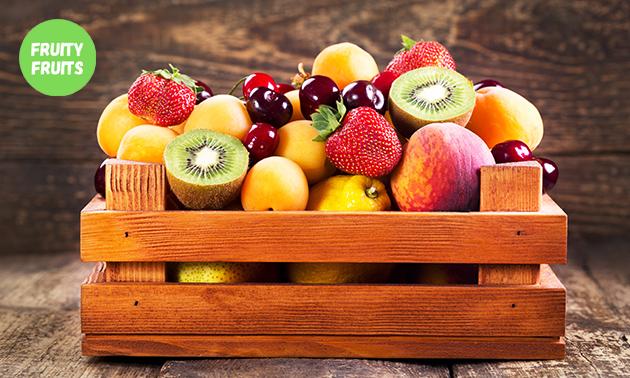Waardebon voor groenten, fruit en meer