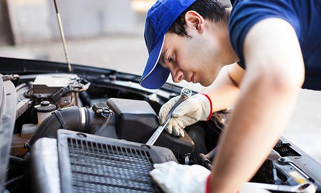 Onderhoud + check van jouw auto