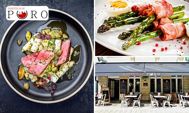 Afhalen: shared dining-diner van Gastrobar Puro