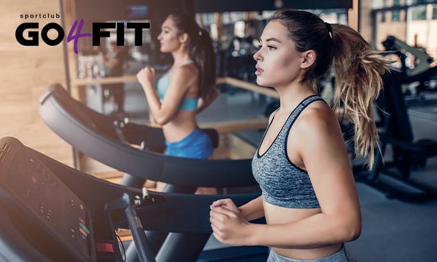 10-rittenkaart voor fitness, exclusief voor dames