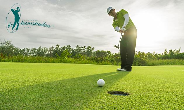 Privé-golfclinic voor 2 personen (1,5 uur)