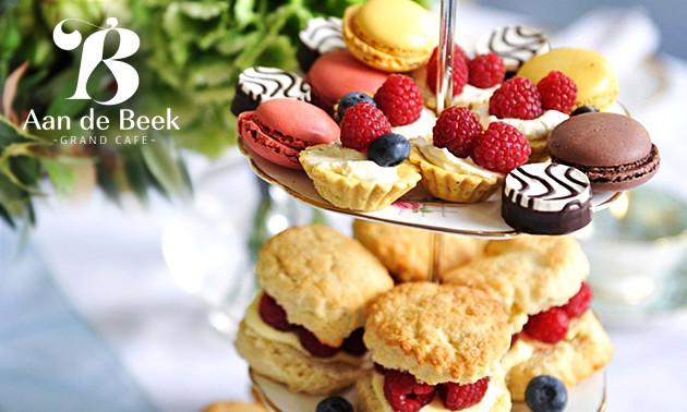 High tea (2 uur) bij Grand Café Aan de Beek