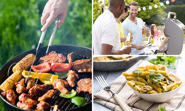 Afhalen: barbecuepakket bij De Volksmacht