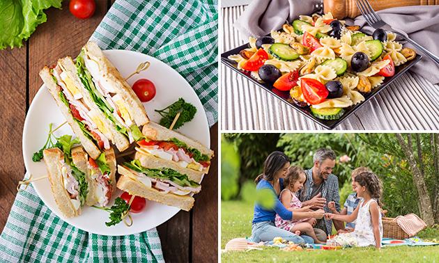 Afhalen: high-picknick van De Oude Kijk