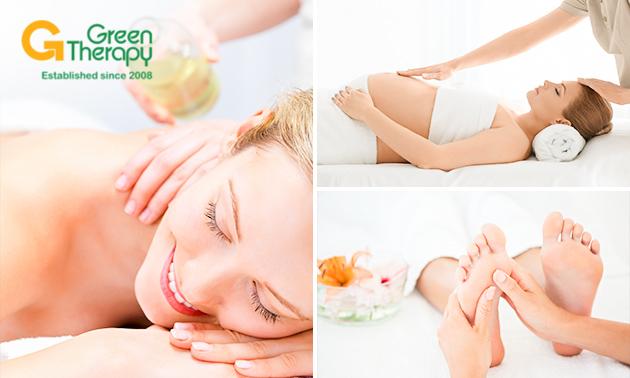 Massage naar keuze (60 minuten)