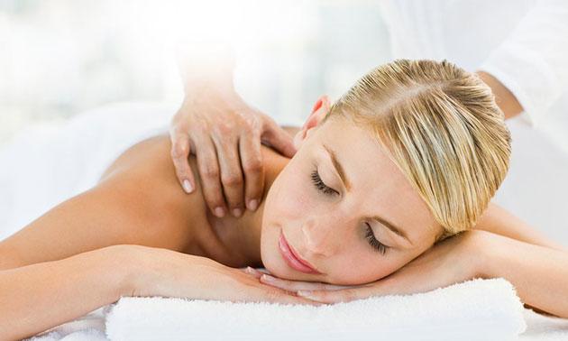 Massage aan huis