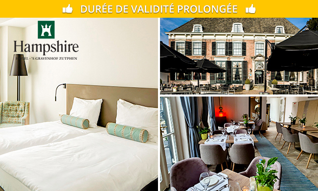 Hampshire Hotel - ´s Gravenhof Zutphen