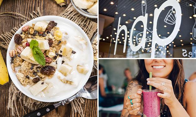Afhalen: ontbijt of lunch in hartje Brugge