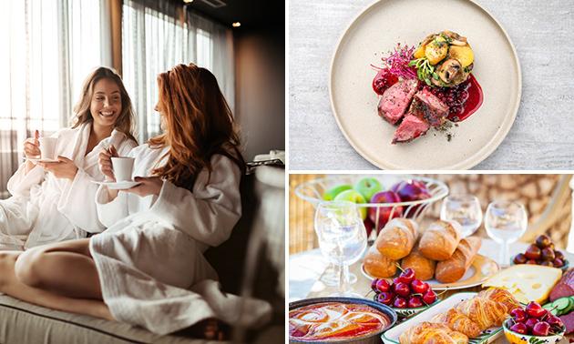 Hotelovernachting(en) + ontbijt in de Limburgse natuur
