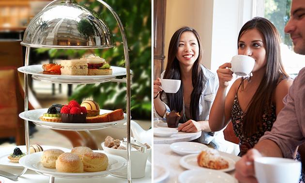 Luxe high tea (2,5 uur) in hartje Hoogeveen