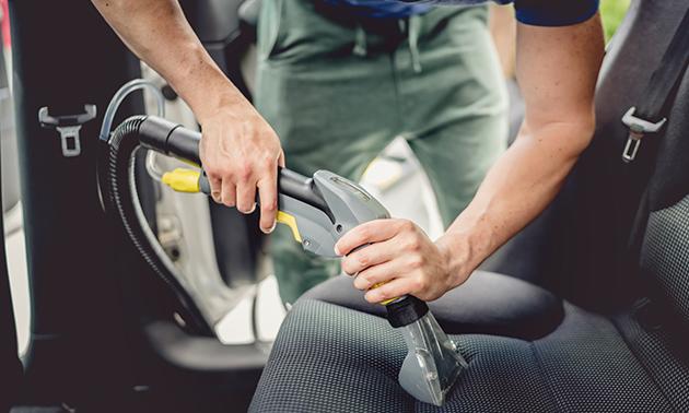 Interieurreiniging voor je auto