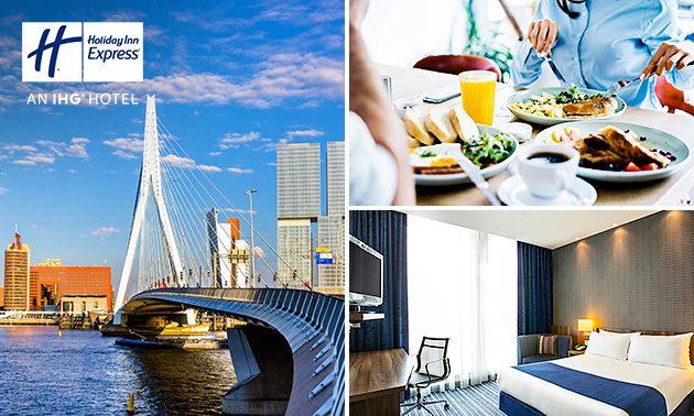 Holiday Inn Express Rotterdam