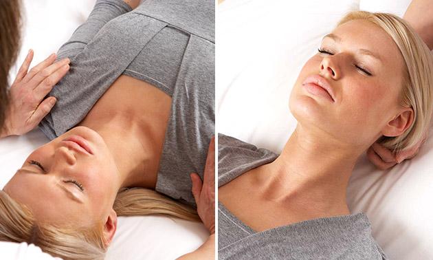 Holistische massage (60 min)