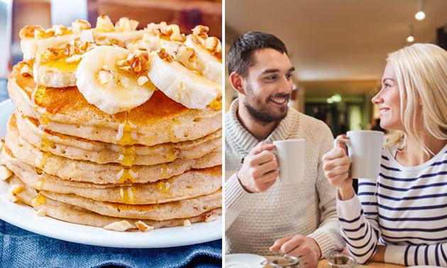 All-You-Can-Eat pannenkoeken