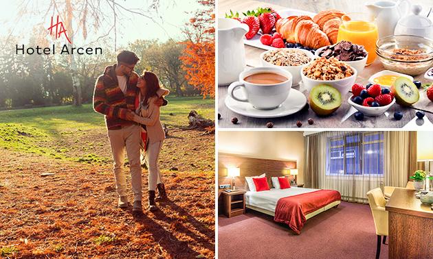 Overnachting(en) + ontbijt voor 2 in Arcen