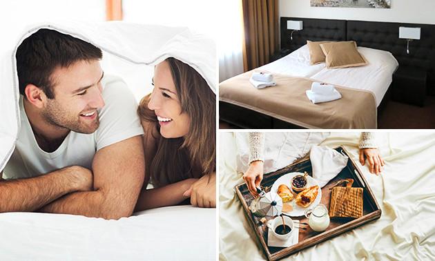 Hotelovernachting(en) + ontbijt in de natuur van Overijssel
