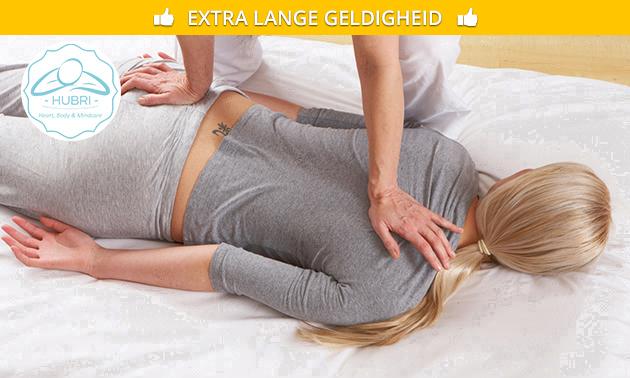 Massage naar keuze