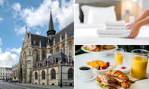 2 overnachtingen + ontbijt voor 2 in hartje Leuven