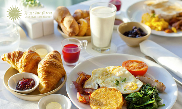 Ontbijt naar keuze in hartje Brugge