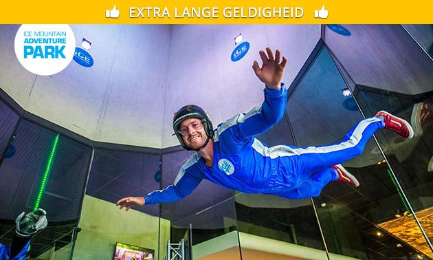 Sessies indoor skydiving