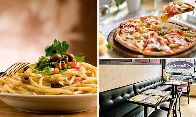 Menu italien en 2 ou 3 services à la carte