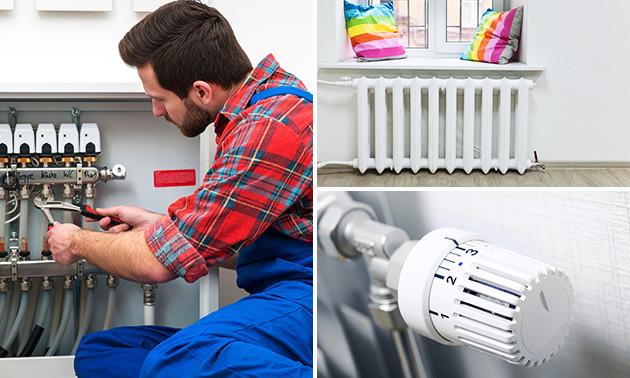 Onderhoud verwarmingsinstallatie