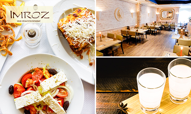 All-You-Can-Eat Griekse tapas bij Imroz