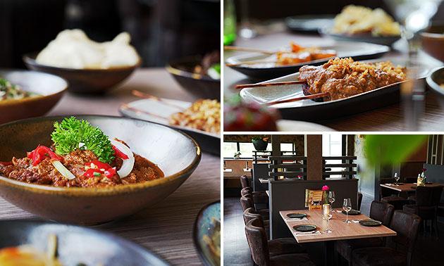 All-You-Can-Eat (2,5 uur) bij Indrapura