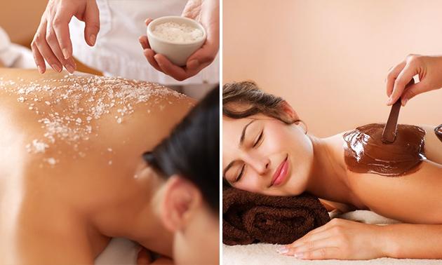 Massage relaxant du dos ou du corps (60 min)