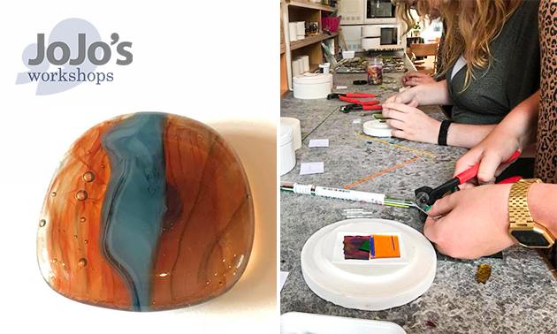 Workshop glazen sieraad maken (2,5 uur)