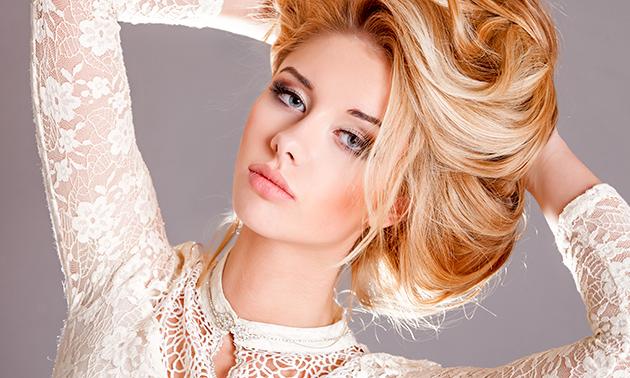 Botoxbehandeling voor je haar + evt. wassen, knippen, drogen
