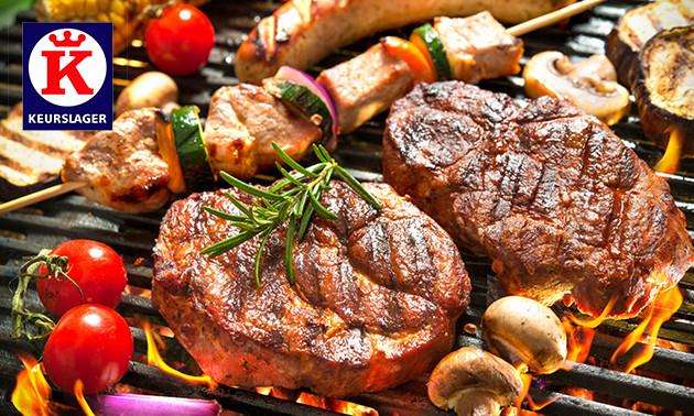 Barbecuepakket van Keurslagerij Abel