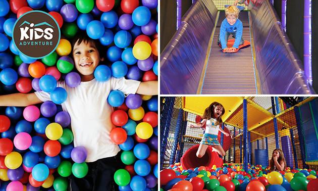 Entree voor Kids Adventure