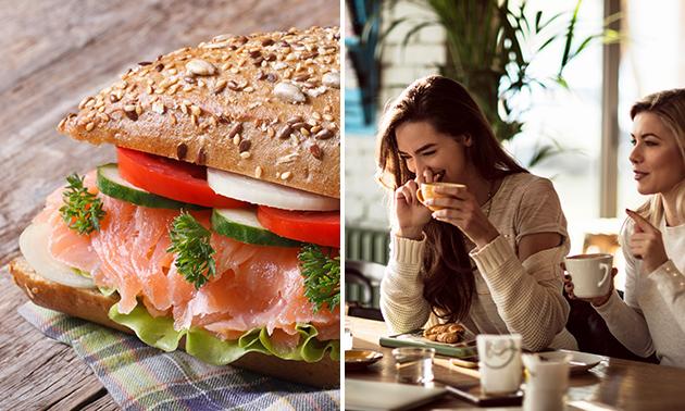 Lunchgerecht naar keuze bij Kletsen & Proeven